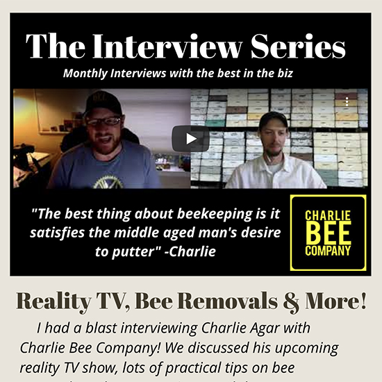 Interview with Texas Bee Supply