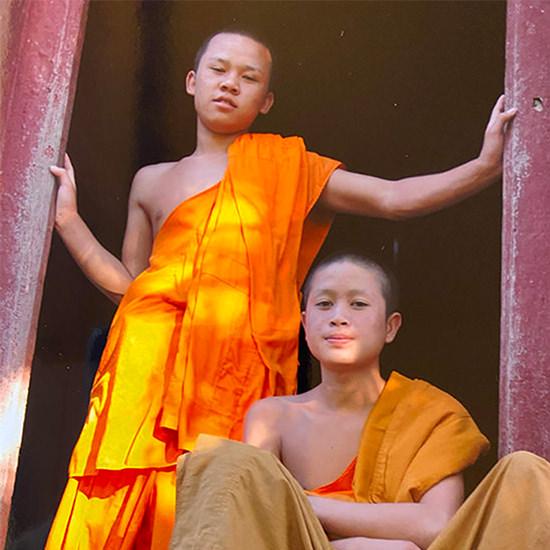 Beekeeper Monk